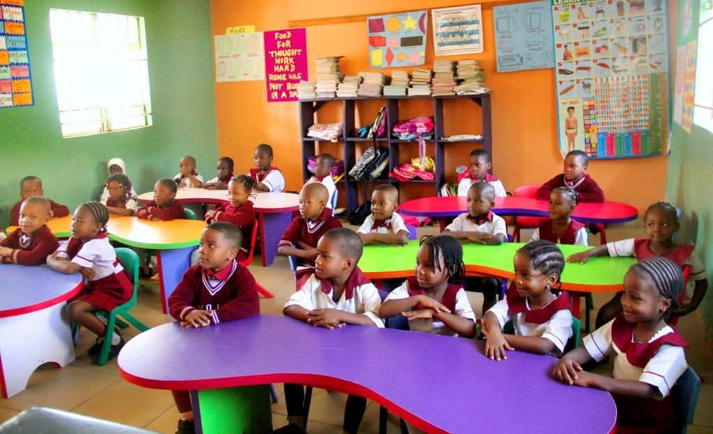 comfortable classroom for learning